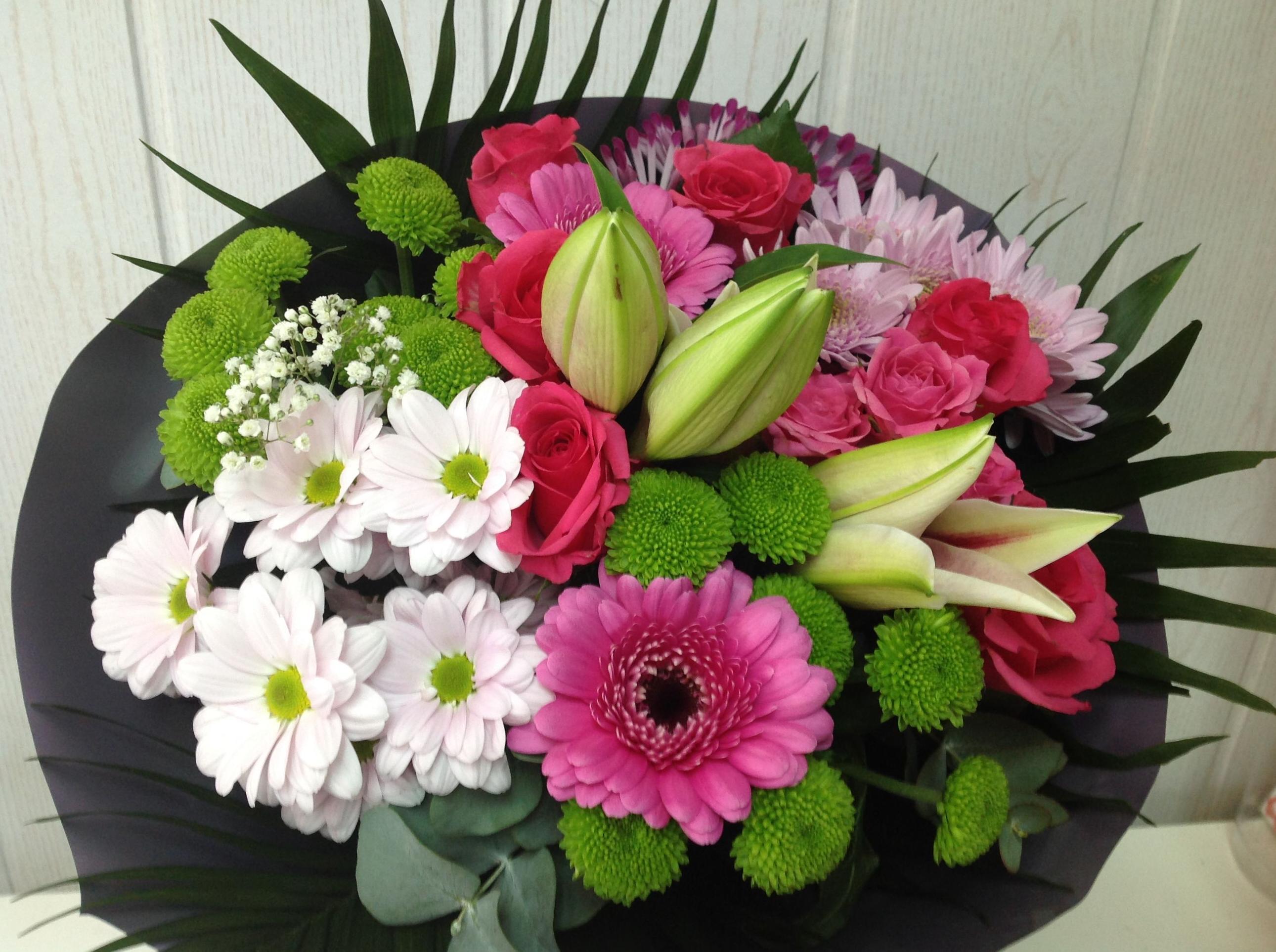 Ramos de flor variada: Catálogo de Flores Maranta