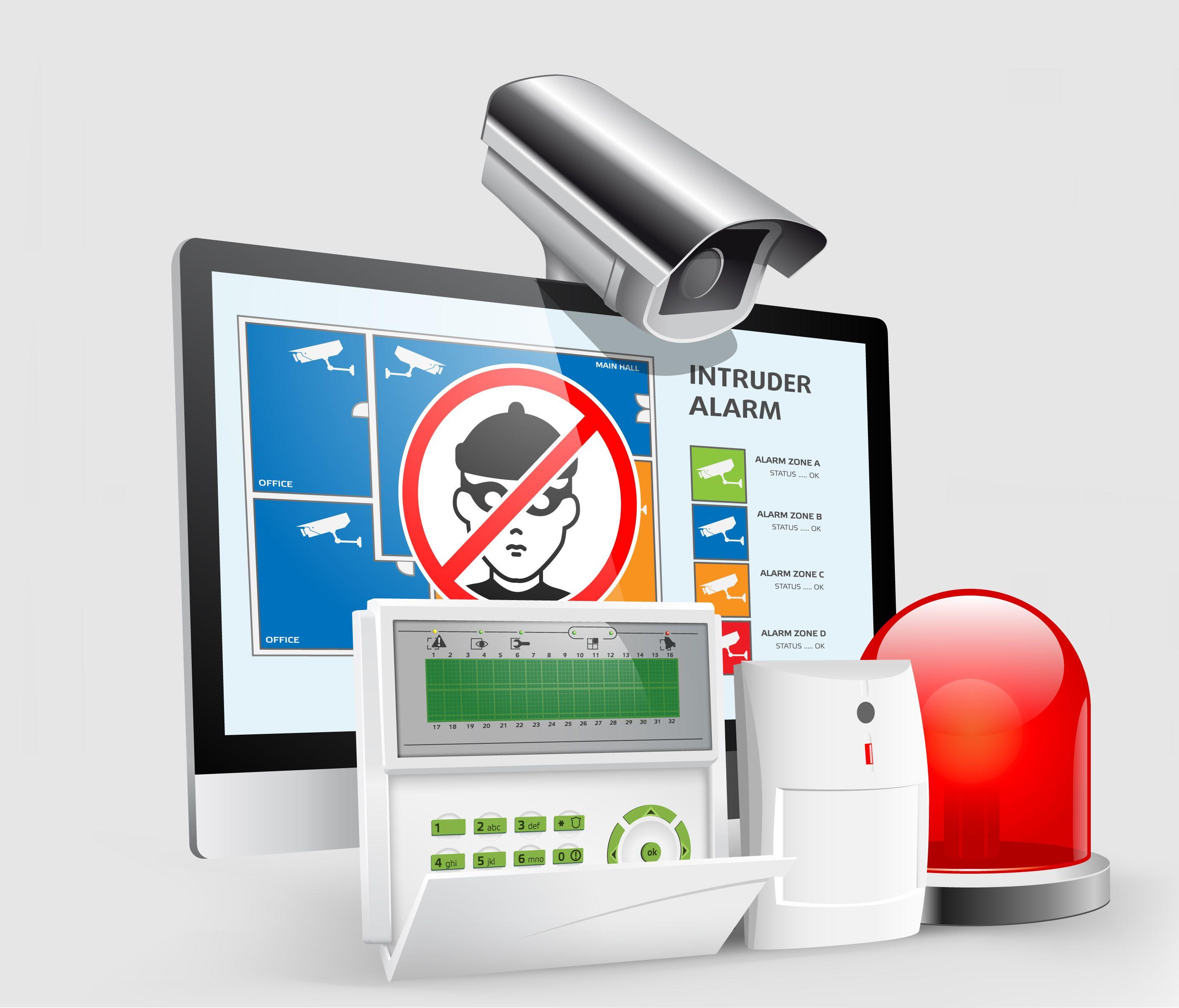 Instalación de sistemas de seguridad y mantenimiento: Productos y servicios de Eléctricas Seyme