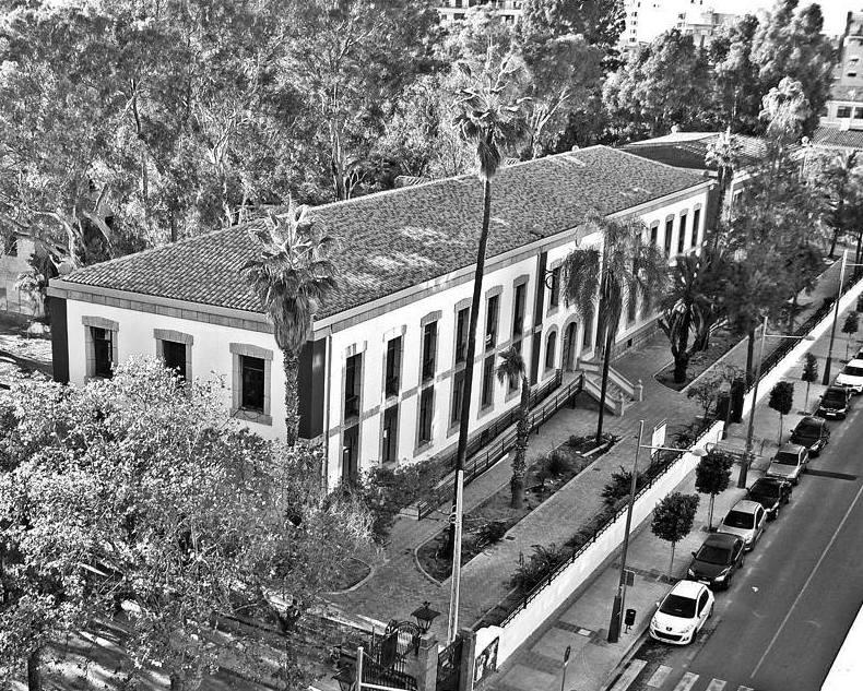 Rehabilitación antiguas oficinas AHM para edificio administrativo municipal.