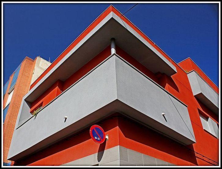 Casa Sonia. Vivienda en Puerto de Sagunto.