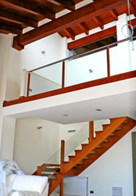 Edificación de viviendas unifamiliares