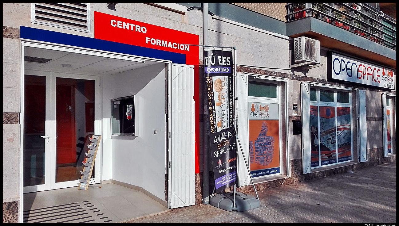 Centro formación Open Space