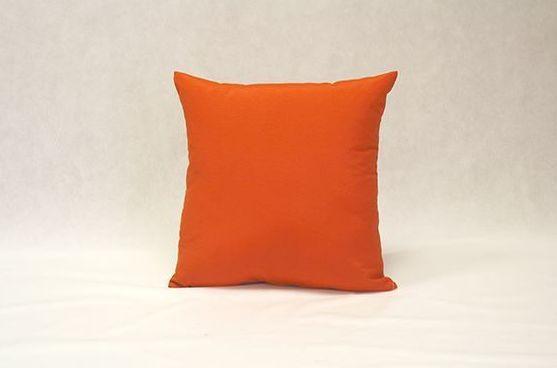 Cojín Loneta (naranja)