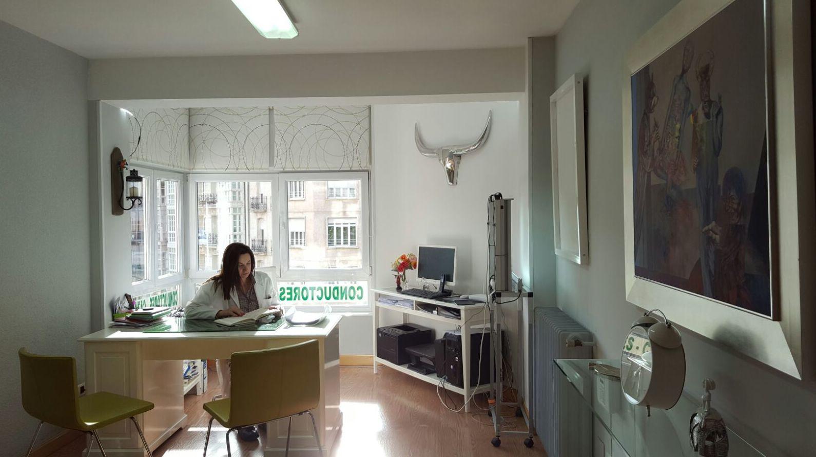 Foto 2 de Reconocimientos médicos en Burgos | Cazadores - Conductores Cid