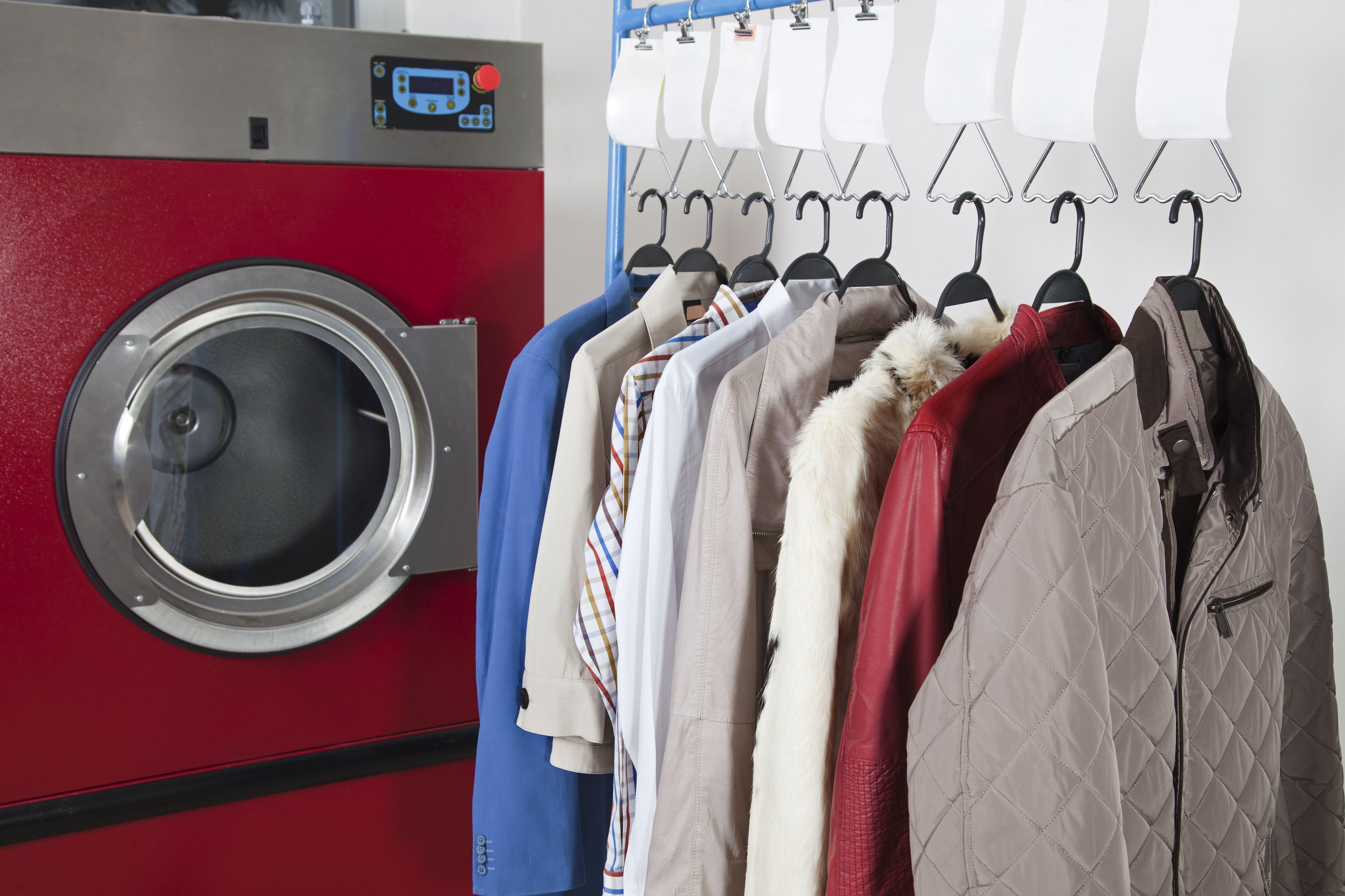 Servicio de lavandería a domicilio en Madrid