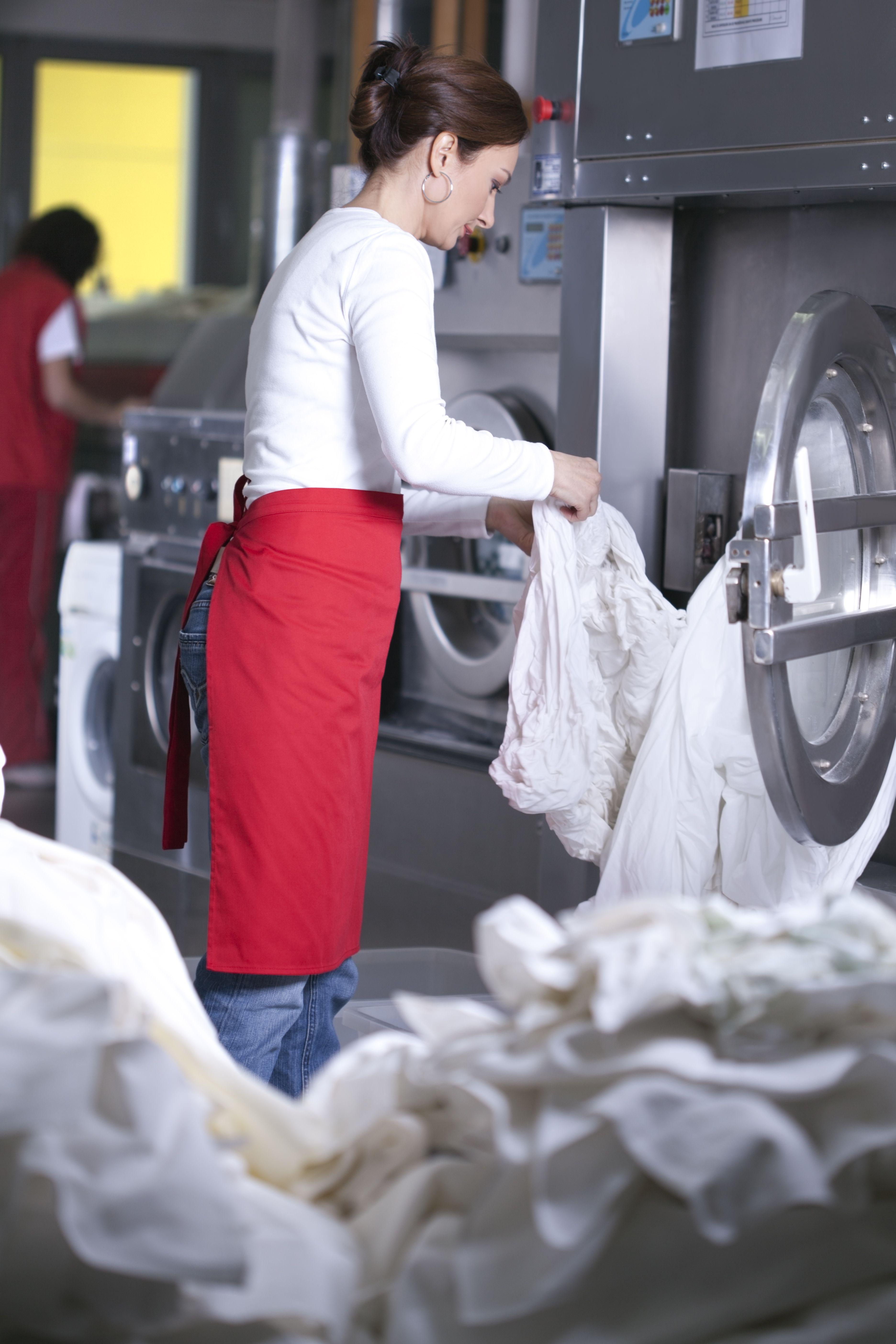 Lavandería especializada en Madrid