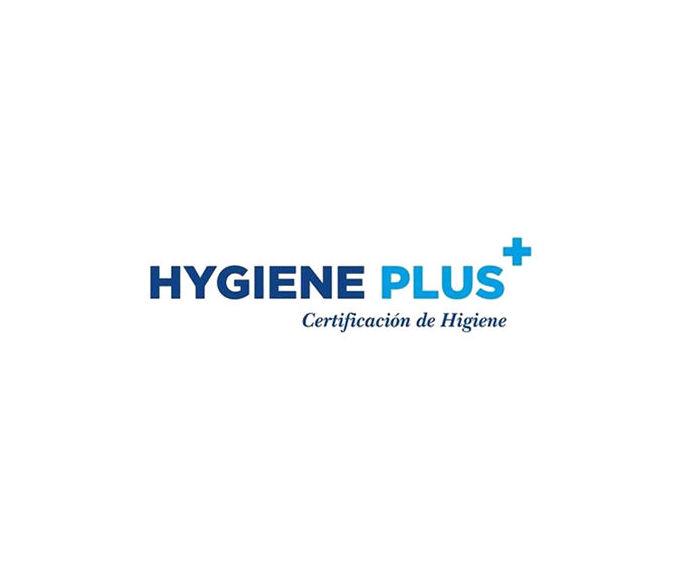 Disponemos del Certificado Higiene Plus ¡Calidad higiénica asegurada!