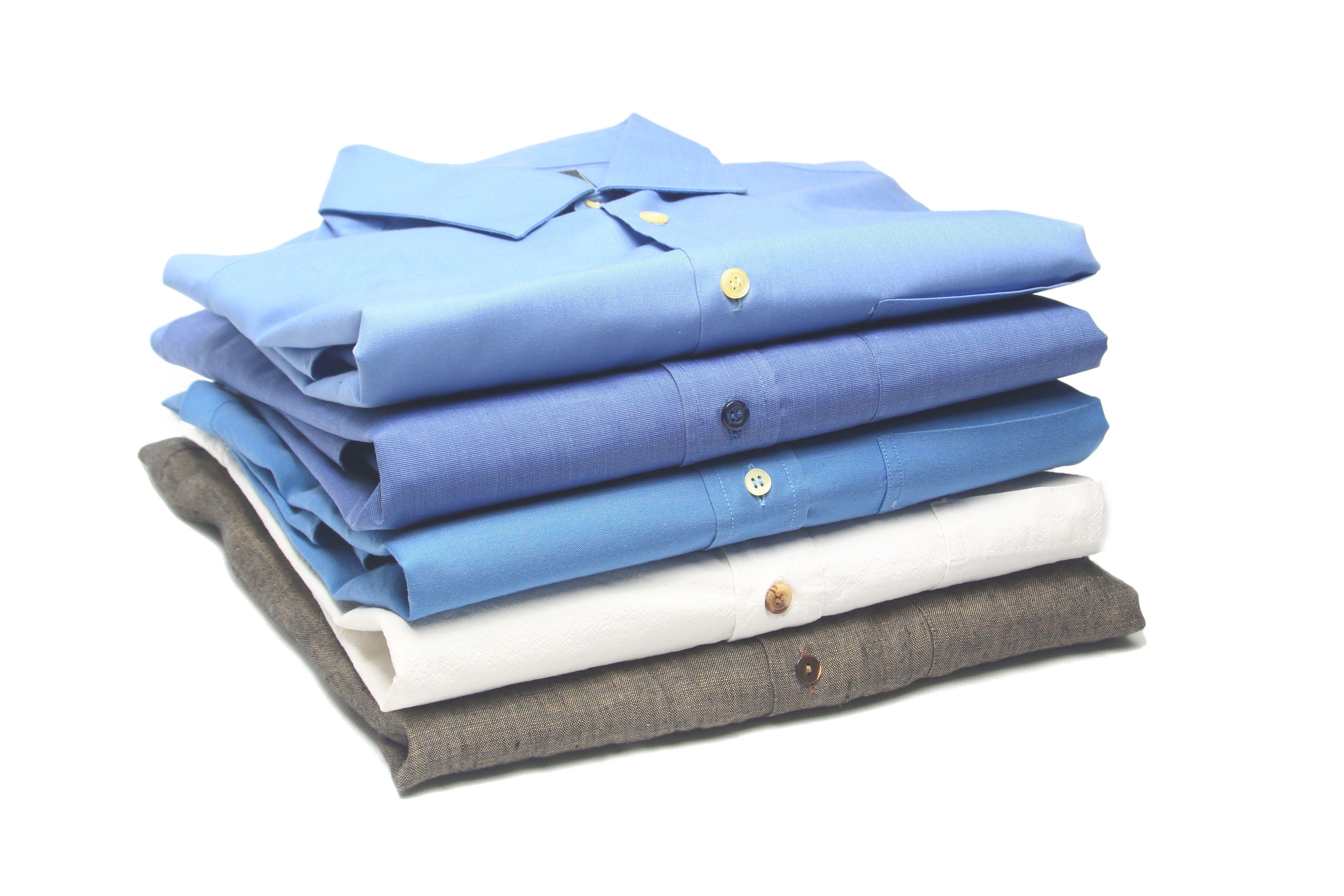 Servicio de embolsado y prendas dobladas: Servicios de Tinteco tintorerías
