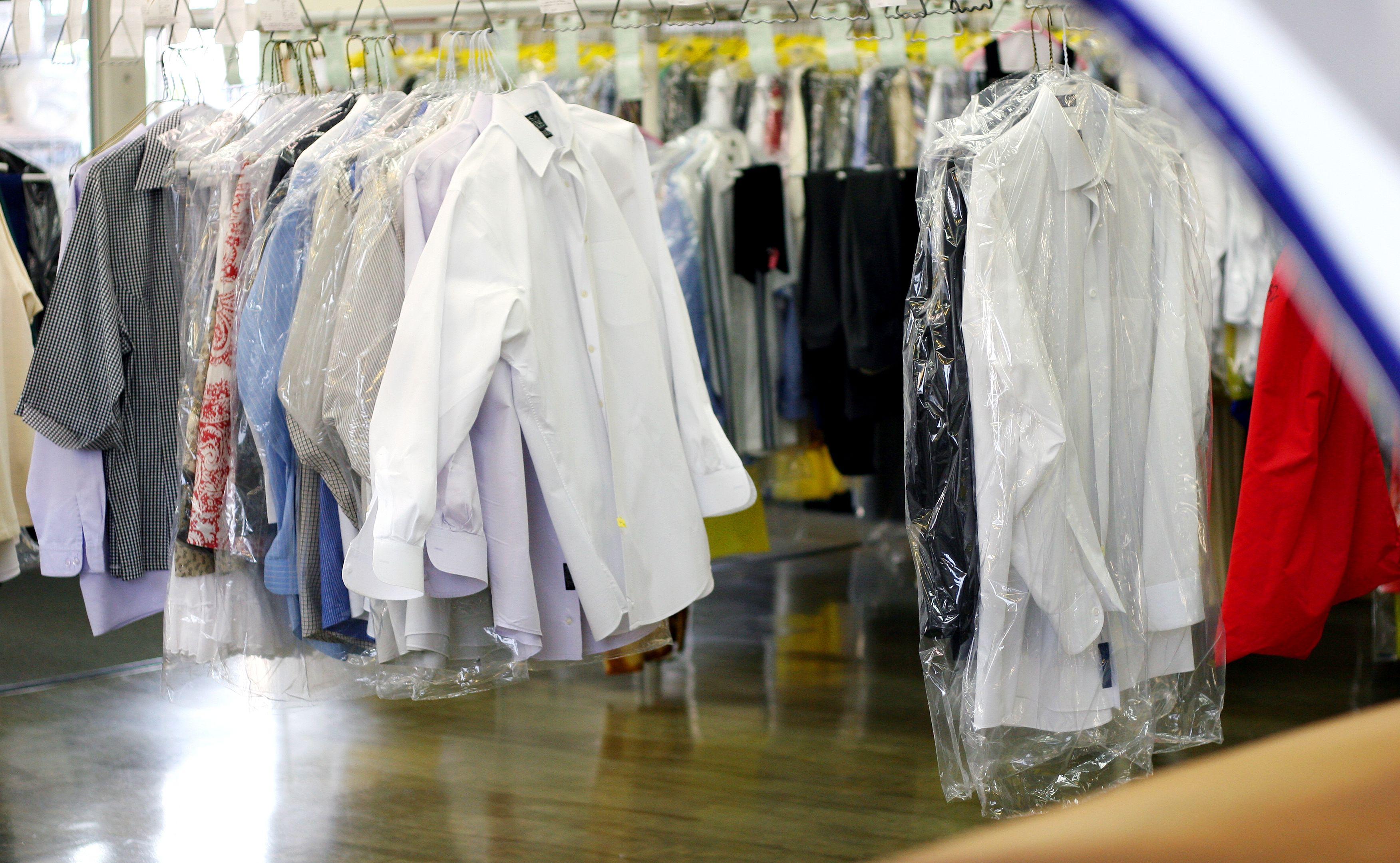 Lavandería y tintorería express: Servicios de Tinteco tintorerías