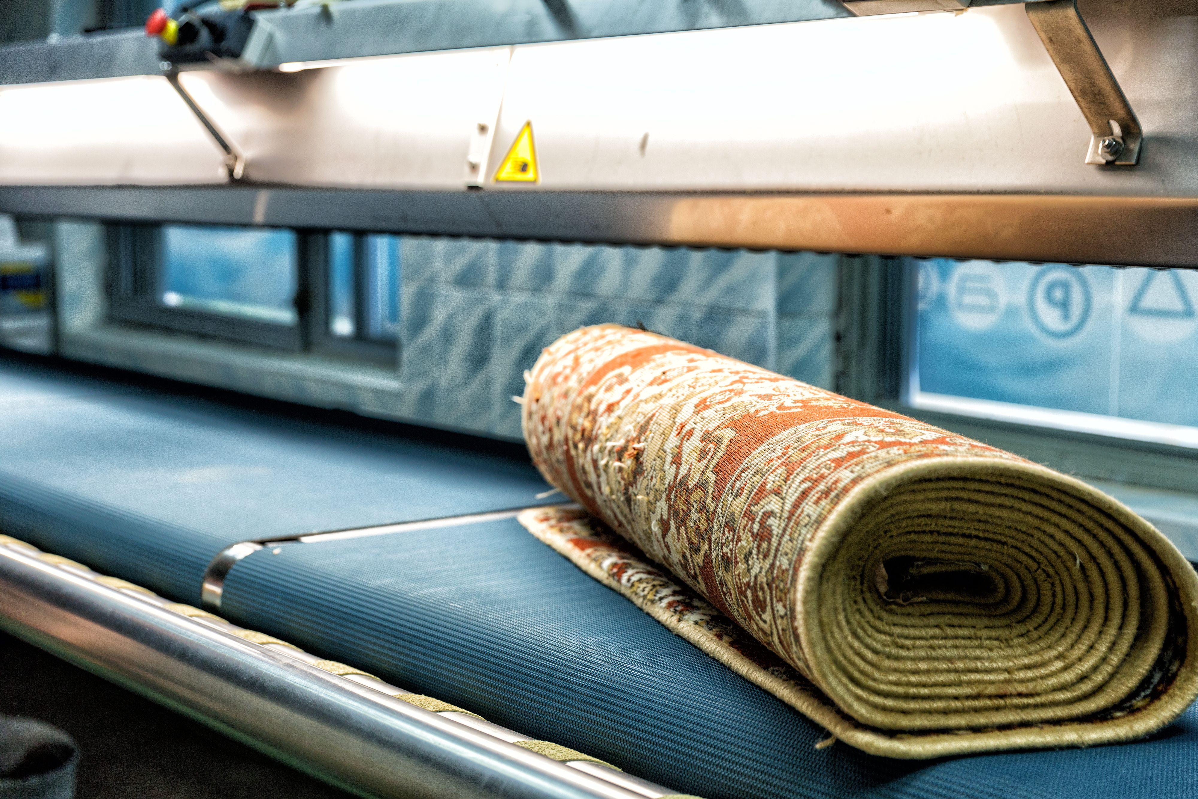 Limpieza de alfombras y pieles: Servicios de Tinteco tintorerías