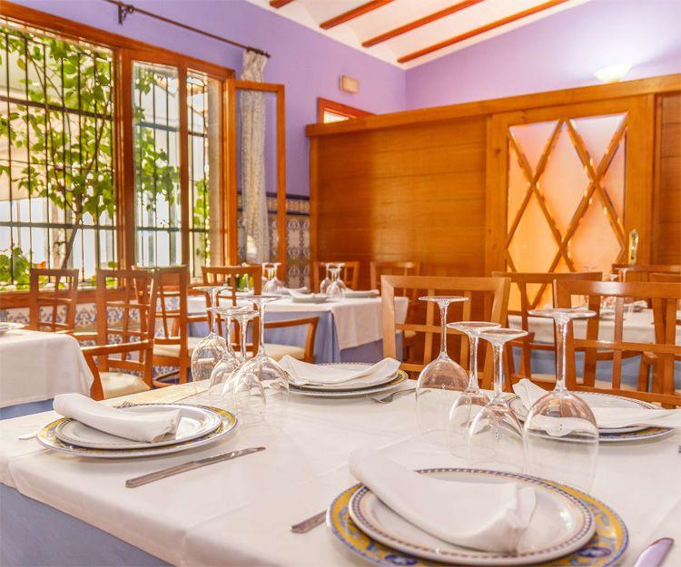 Gran variedad de menús en Casa Navarro