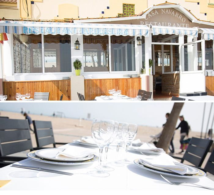 Restaurants in Alboraya