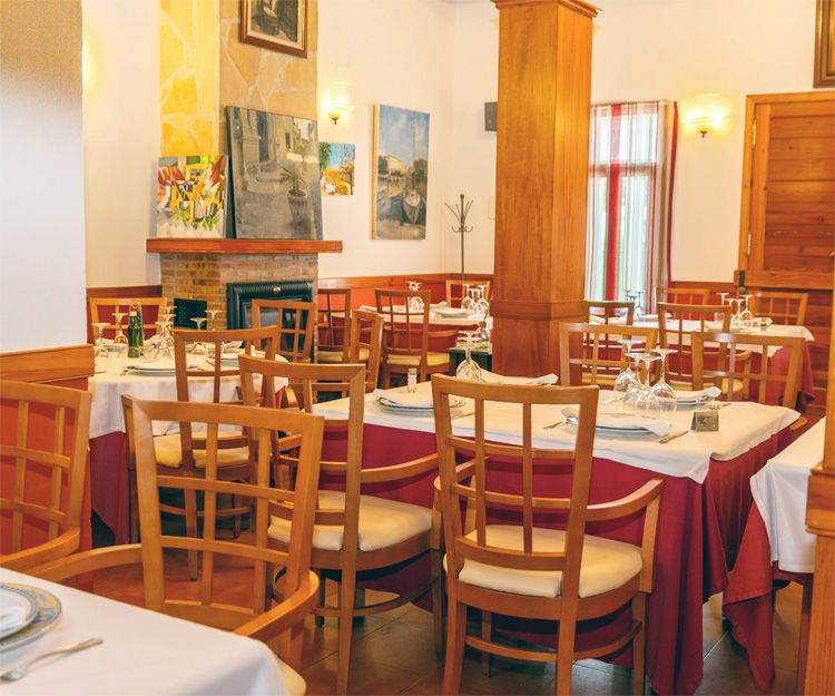 Restaurant for hosting events and celebrations in Valencia