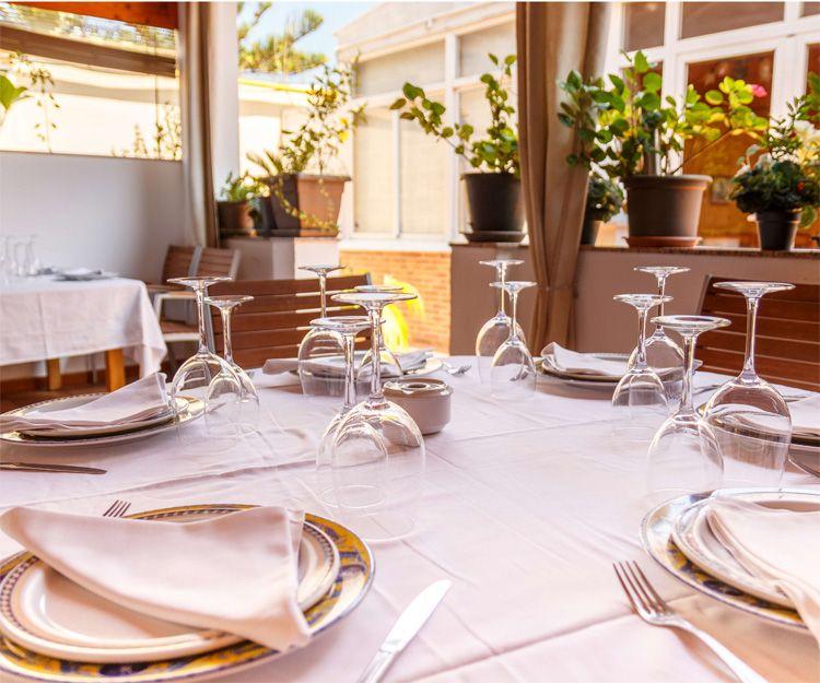 Las mejores instalaciones con la mejor cocina mediterránea