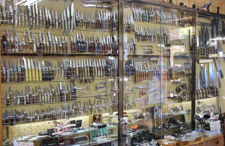 Venta de todo tipo de cuchillos