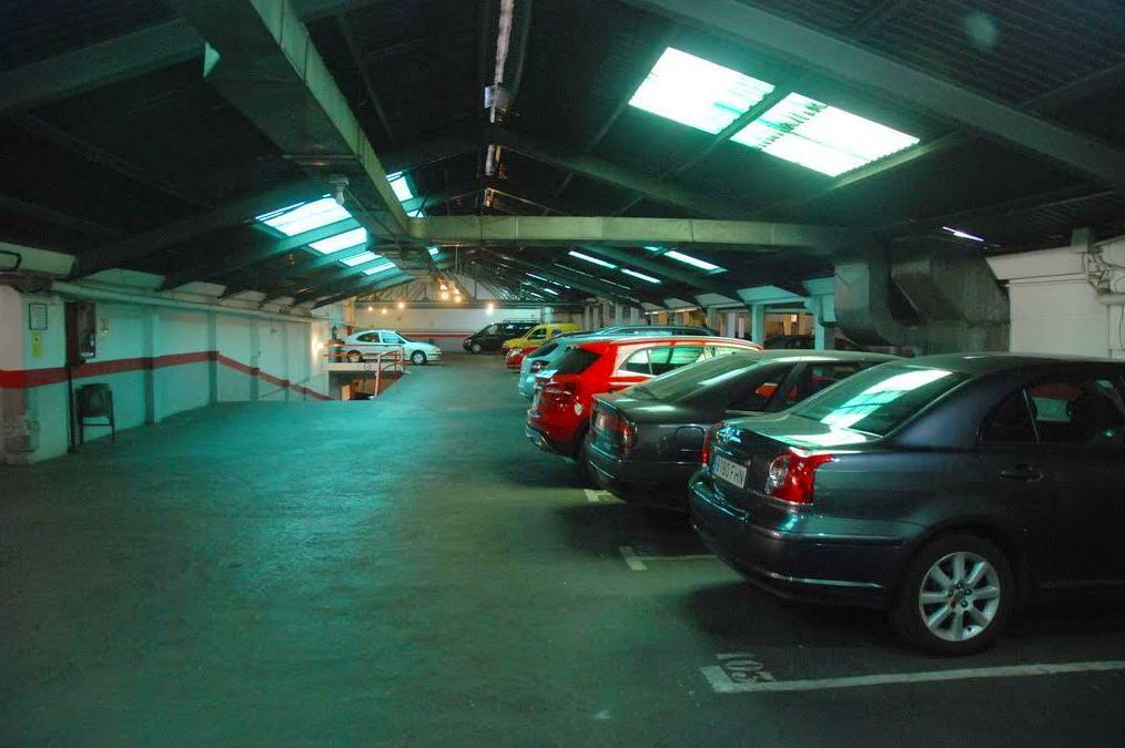 Alquiler de plazas de aparcamiento en Carabanchel