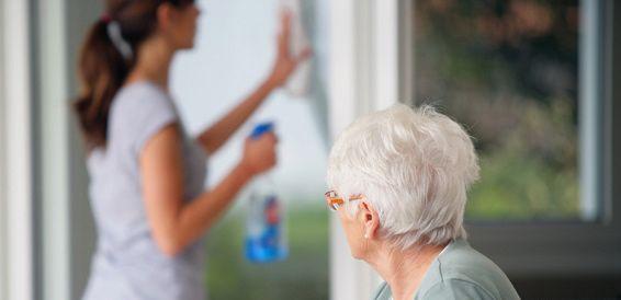 Empleadas de hogar internas: Servicios  de Oicar