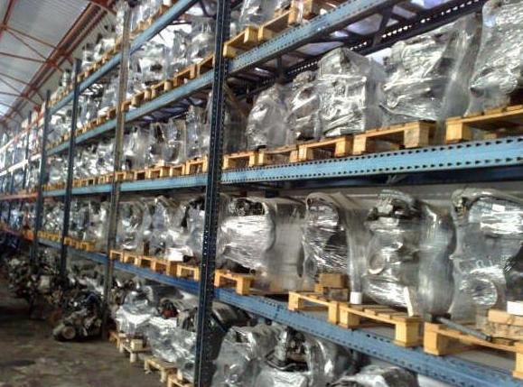 Desguace : Productos y servicios de Auto Desguaces Gómez