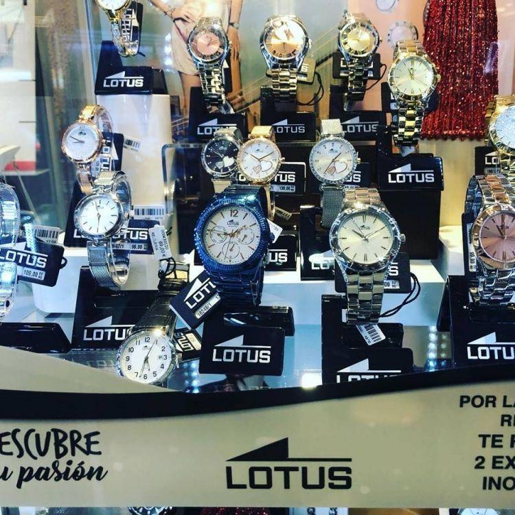 Relojería con taller propio en Madrid
