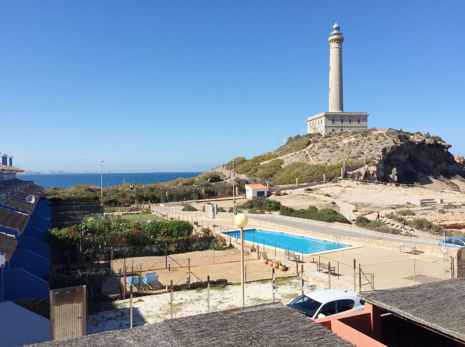Duplex en Cabo de Palos con vistas: ¿TE GUSTA LA PLAYA? de Prolaria Murcia