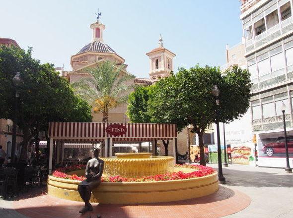 Venta de locales para hostelería en Murcia