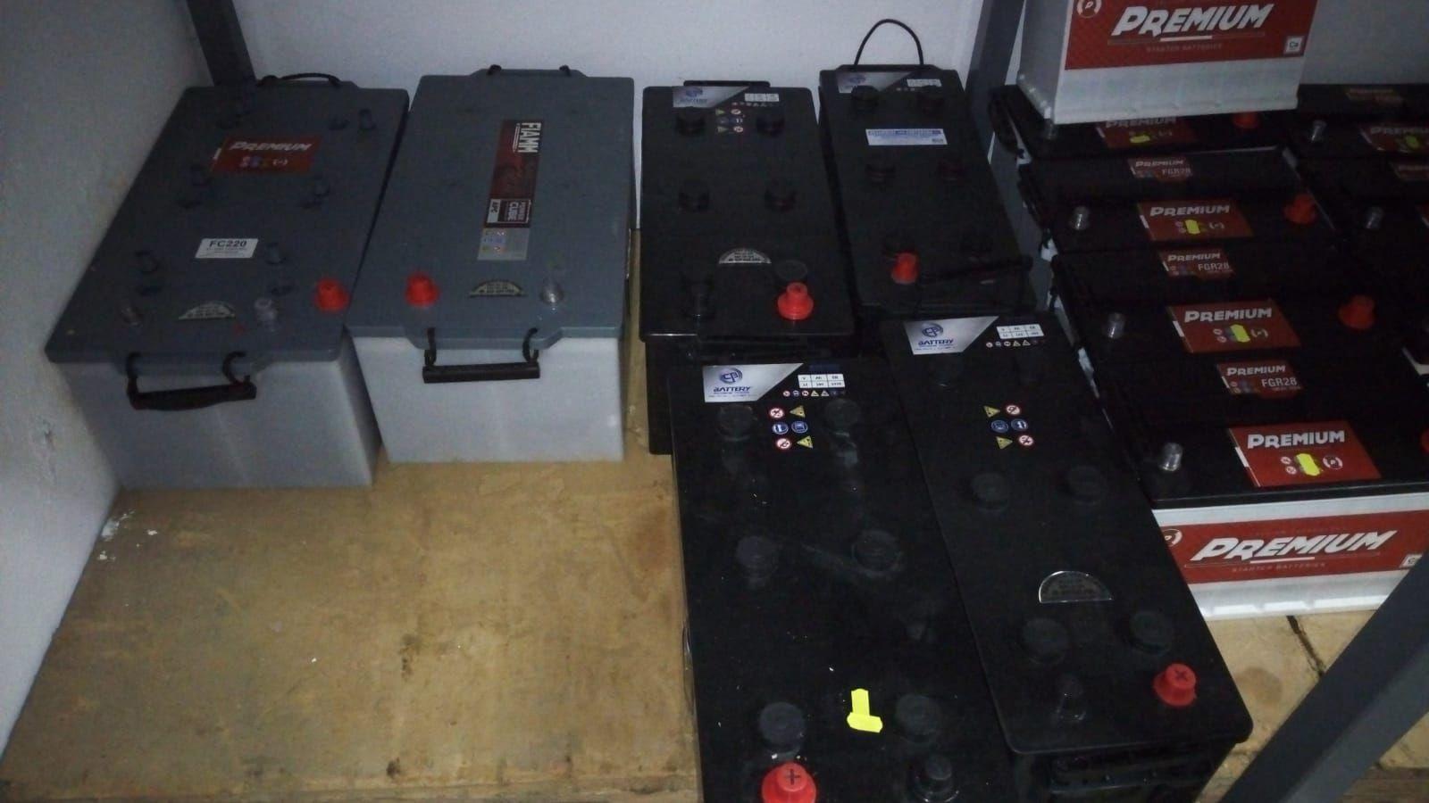 Baterías para vehículos Cortegana