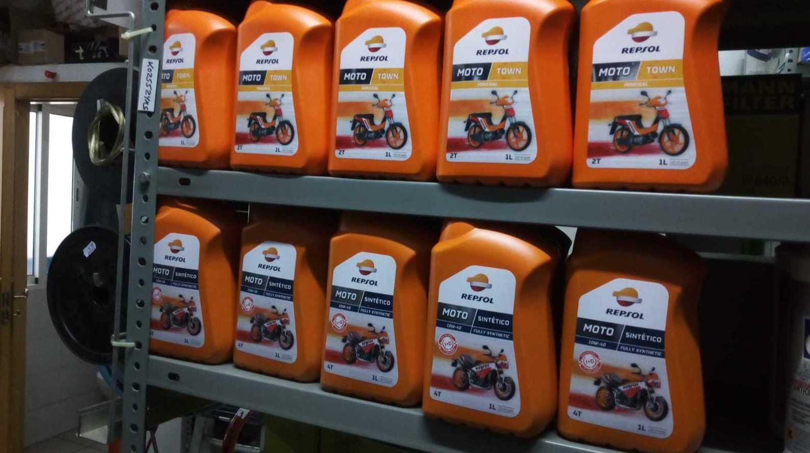 Aceite Motocicletas