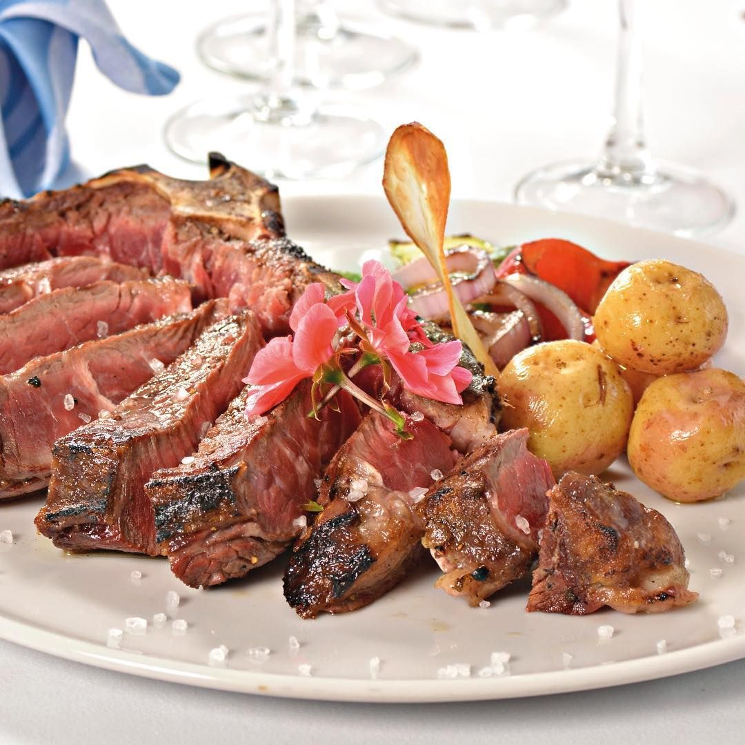 Carne de cerdo ibérico: Carta y Vinoteca de Restaurante Sebastyan's Playa Blanca