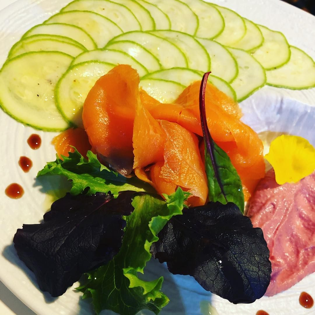 Cold starters: Menu and Wine Bar de Restaurante Sebastyan's Playa Blanca