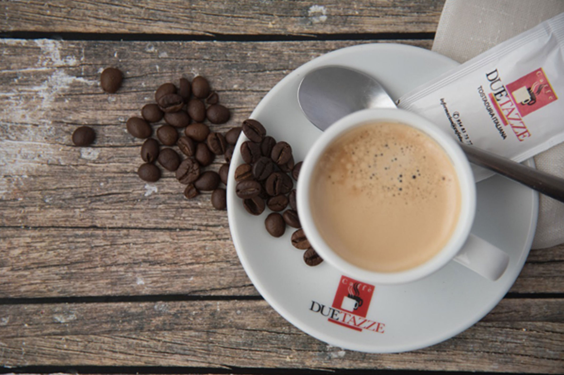 Foto 3 de Cafés en Fuentes de Andalucía | Caffè Duetazze