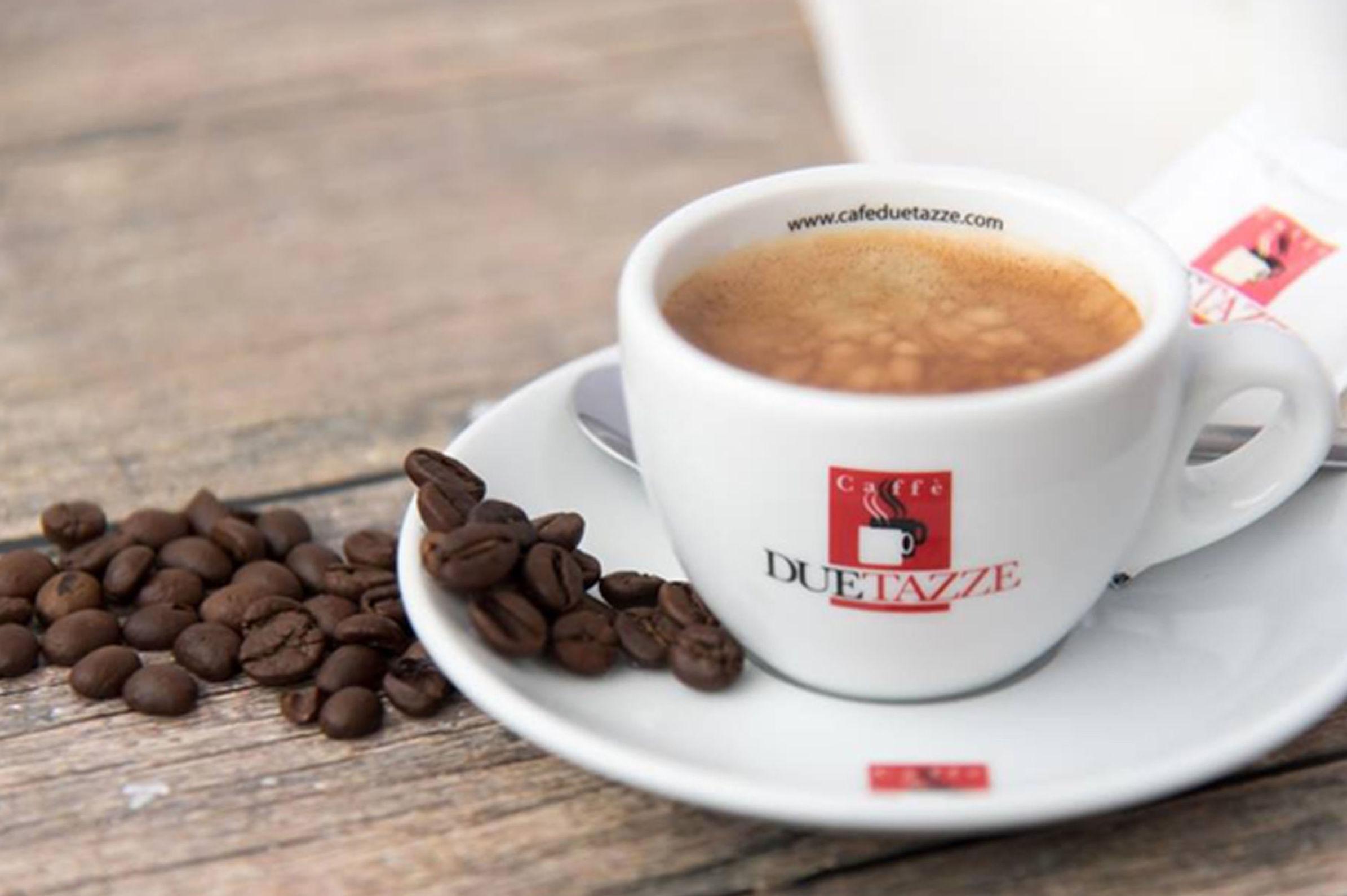 Foto 2 de Cafés en Fuentes de Andalucía | Caffè Duetazze