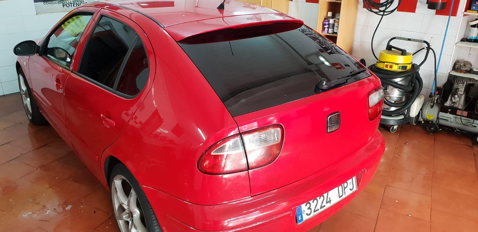 Foto 739 de Cristalería del automóvil en Gijón | Tintado de Lunas Asturias