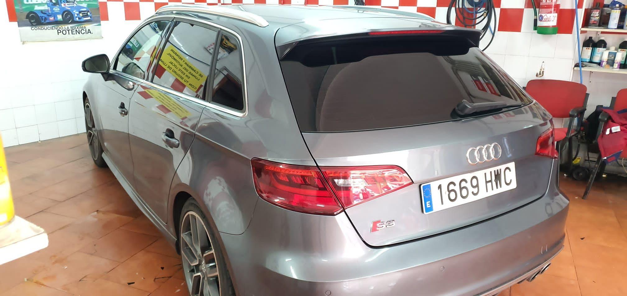 Foto 8 de Cristalería del automóvil en    Tintado de Lunas Asturias