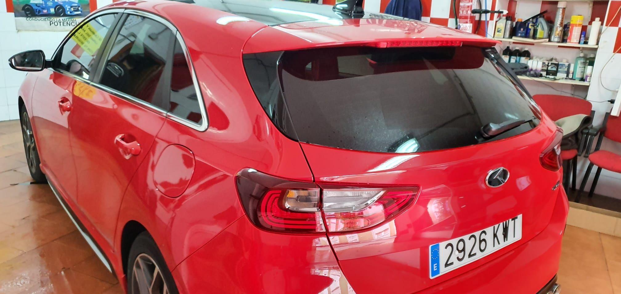 Foto 109 de Cristalería del automóvil en  | Tintado de Lunas Asturias