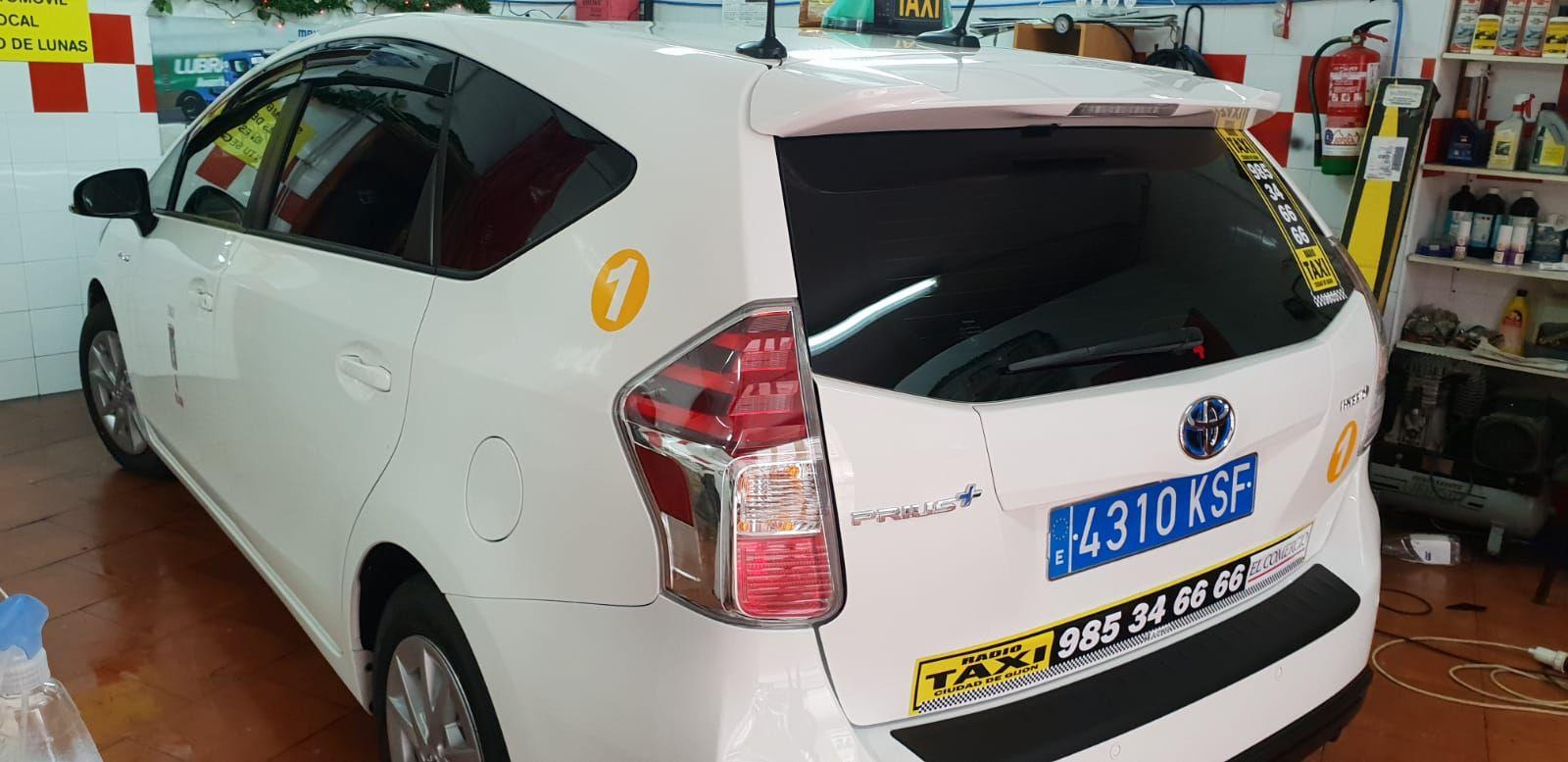 Foto 904 de Cristalería del automóvil en  | Tintado de Lunas Asturias