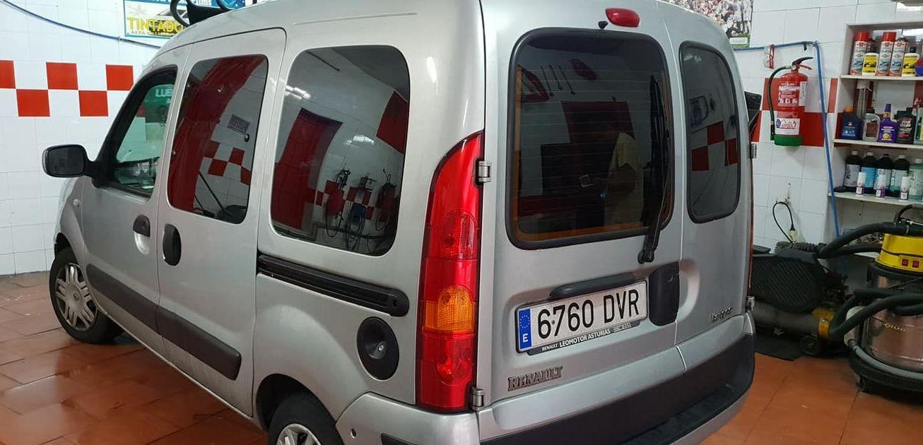 Foto 861 de Cristalería del automóvil en Gijón | Tintado de Lunas Asturias