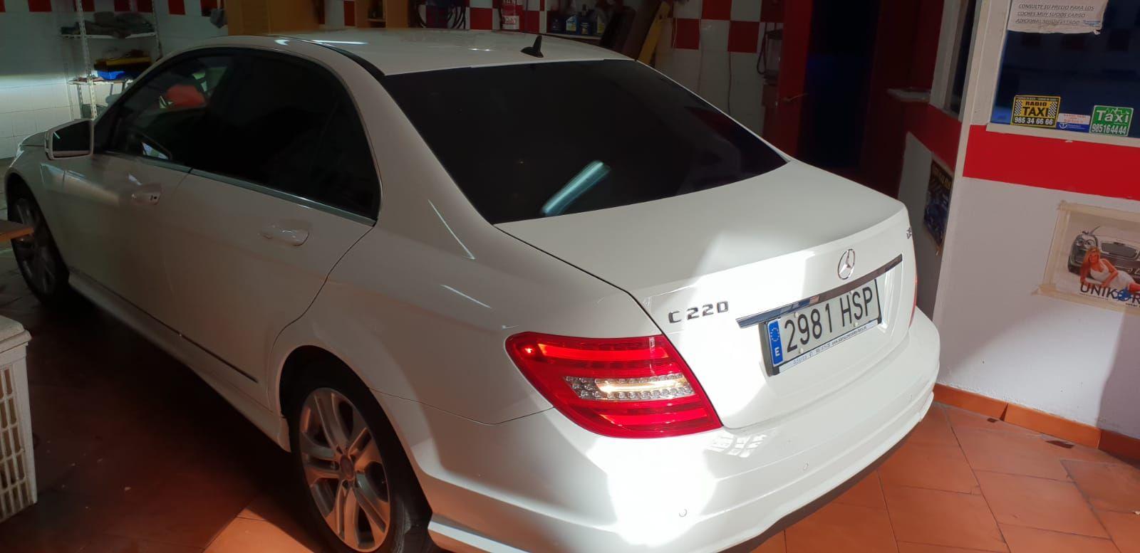 Foto 254 de Cristalería del automóvil en Gijón | Tintado de Lunas Asturias