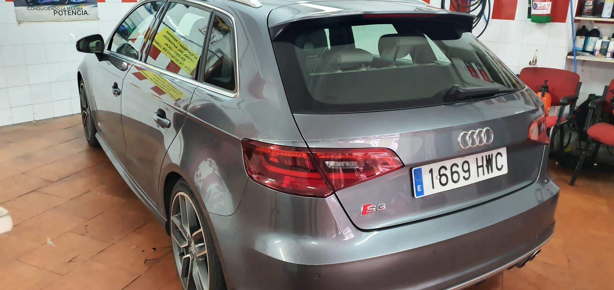 Foto 15 de Cristalería del automóvil en  | Tintado de Lunas Asturias