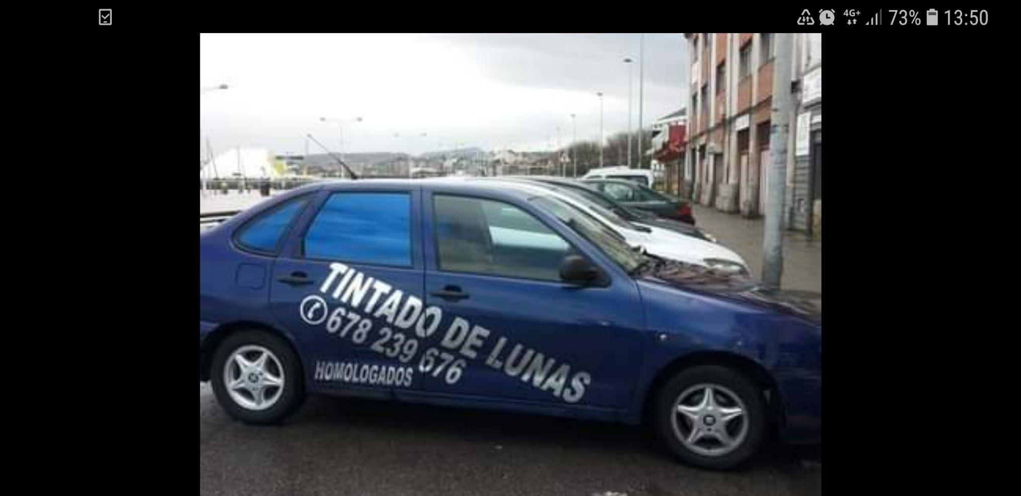 Foto 111 de Cristalería del automóvil en Gijón | Tintado de Lunas Asturias