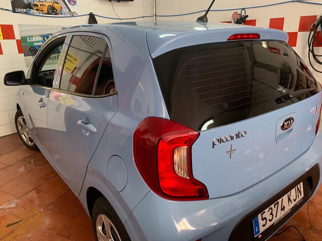 Foto 298 de Cristalería del automóvil en  | Tintado de Lunas Asturias
