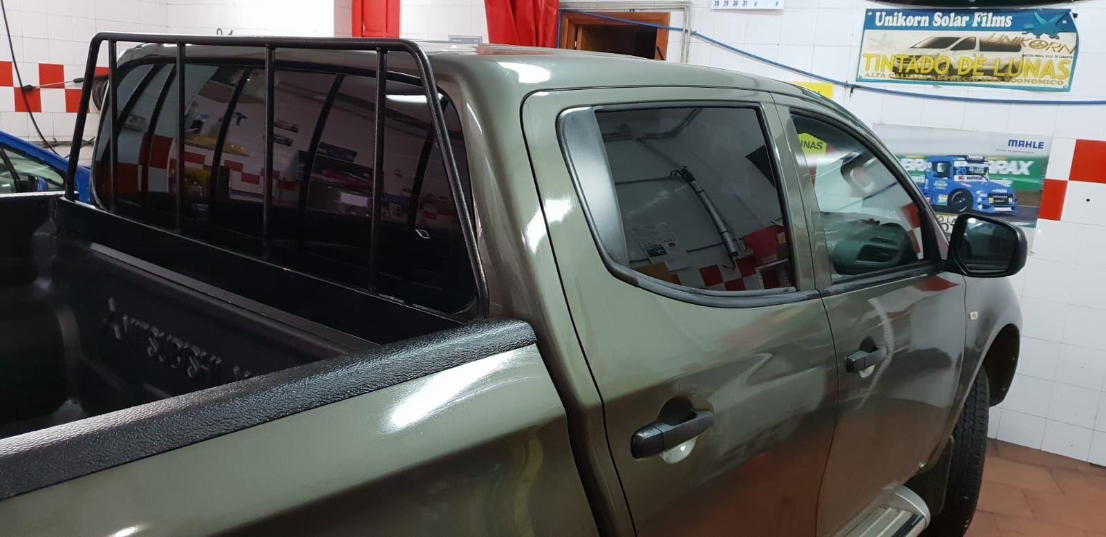 Foto 932 de Cristalería del automóvil en  | Tintado de Lunas Asturias