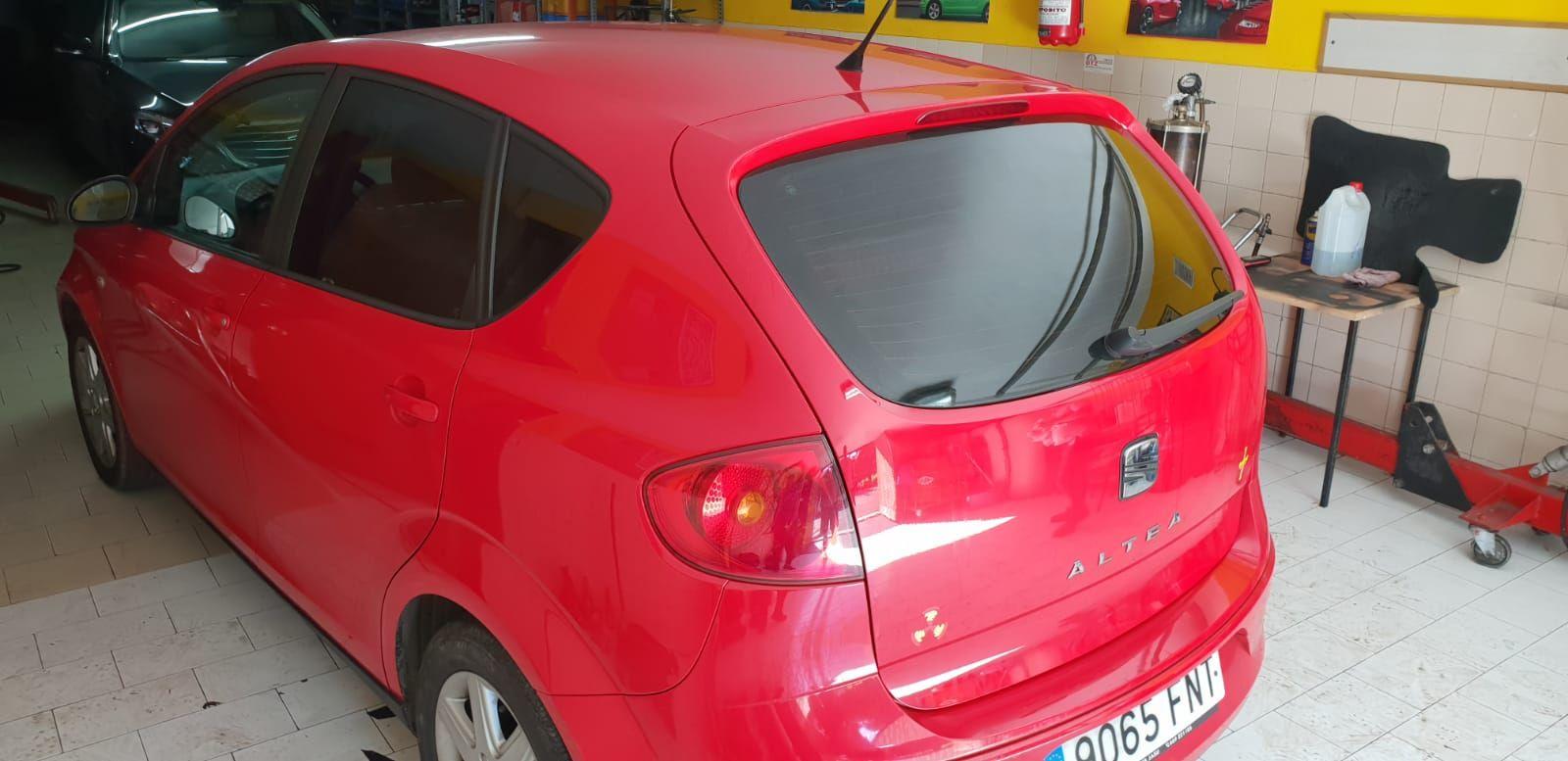 Foto 972 de Cristalería del automóvil en Gijón | Tintado de Lunas Asturias