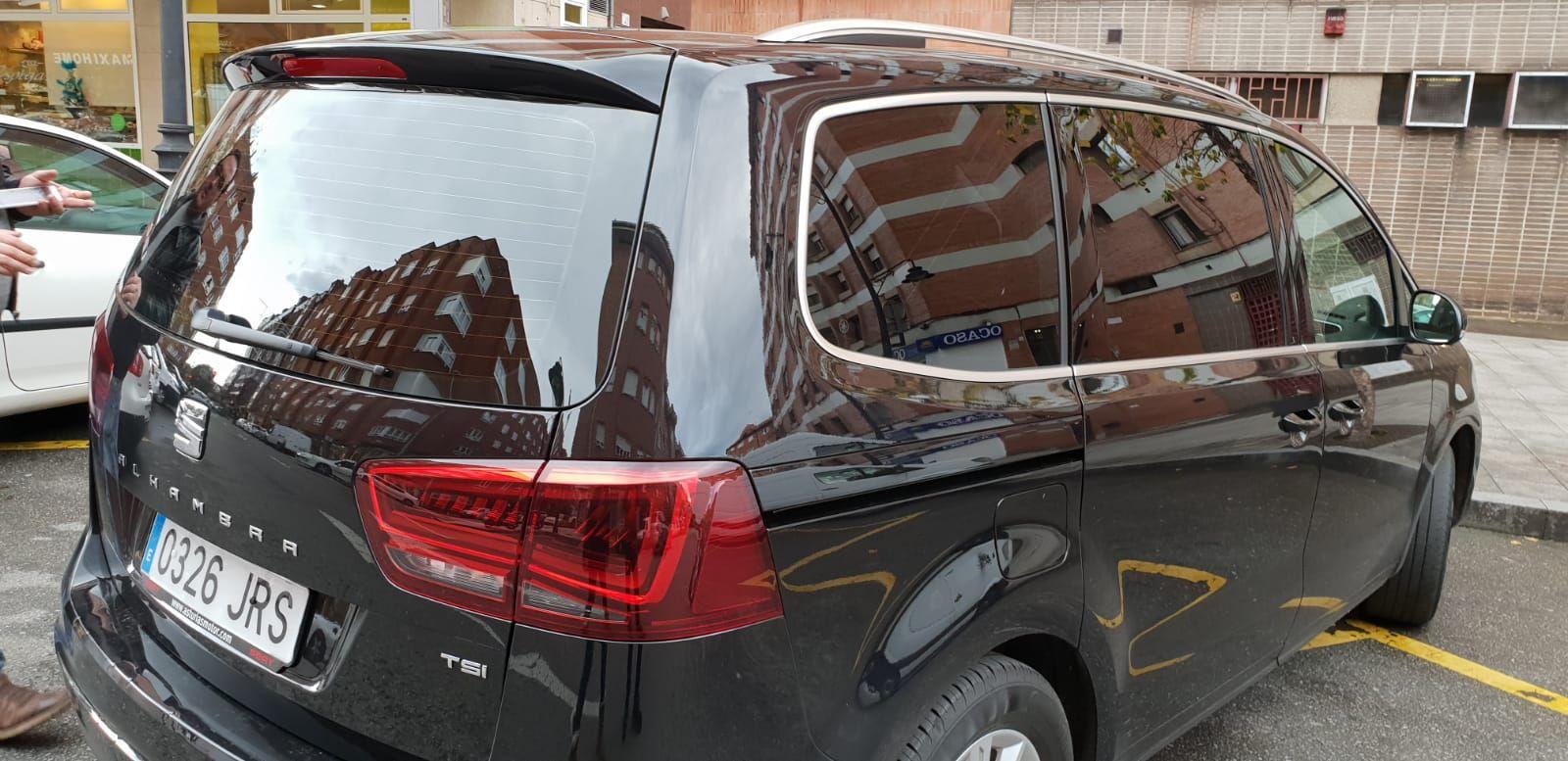 Foto 163 de Cristalería del automóvil en Gijón   Tintado de Lunas Asturias