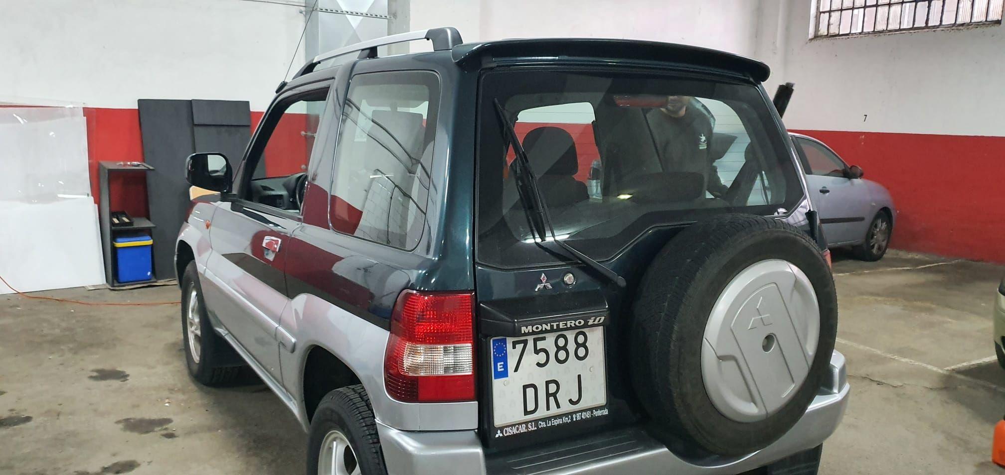Foto 81 de Cristalería del automóvil en Gijón | Tintado de Lunas Asturias