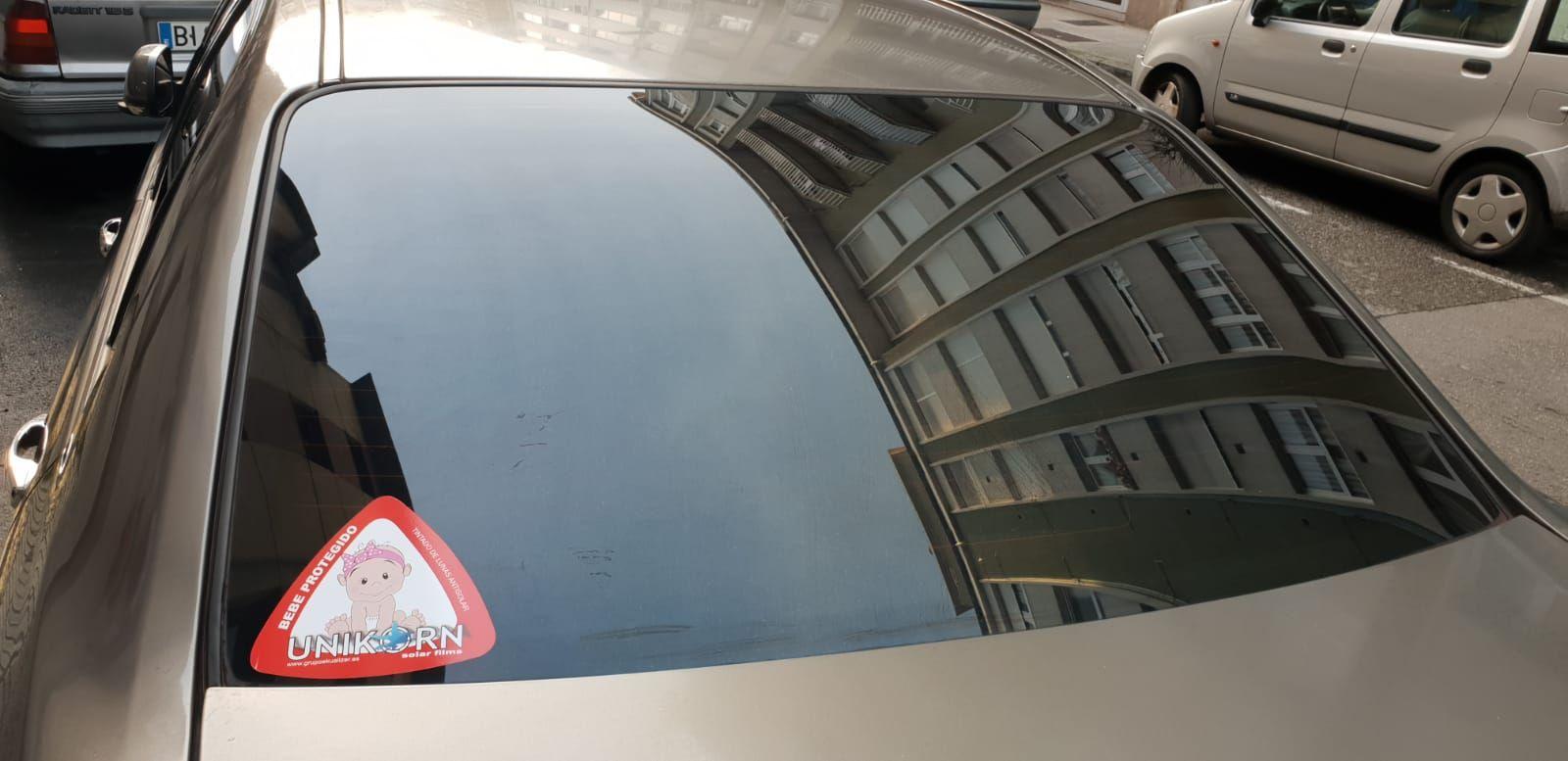 Foto 257 de Cristalería del automóvil en Gijón | Tintado de Lunas Asturias