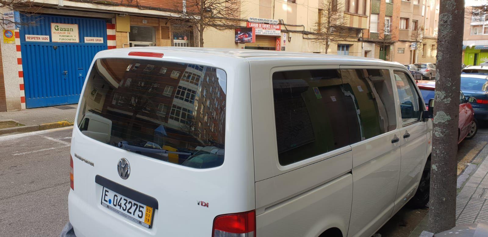 Foto 823 de Cristalería del automóvil en  | Tintado de Lunas Asturias