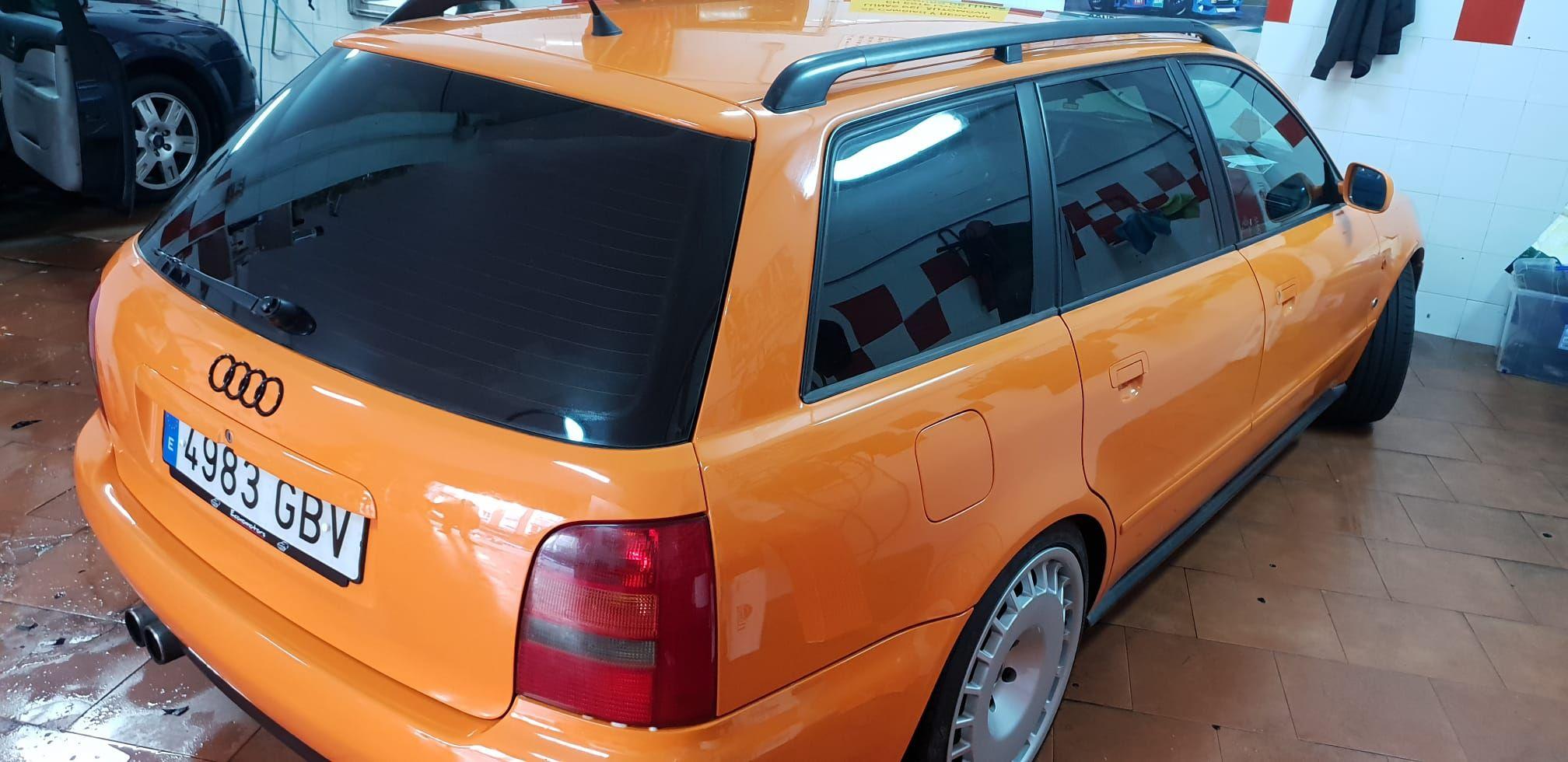 Foto 110 de Cristalería del automóvil en Gijón | Tintado de Lunas Asturias
