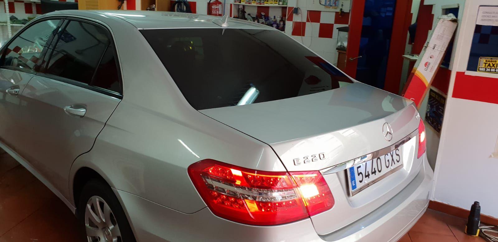 Foto 806 de Cristalería del automóvil en Gijón | Tintado de Lunas Asturias