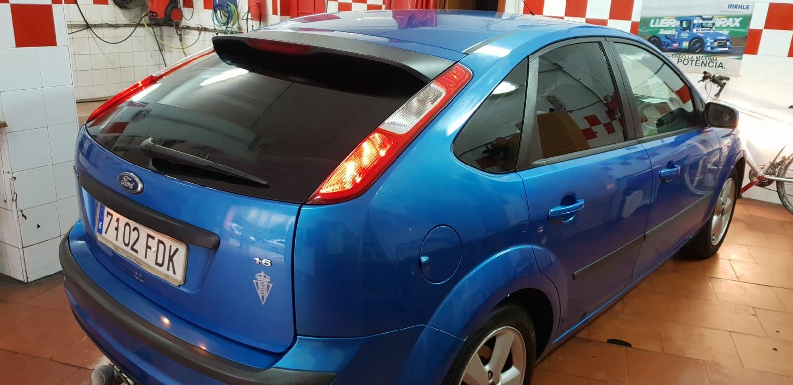 Foto 1407 de Cristalería del automóvil en  | Tintado de Lunas Asturias