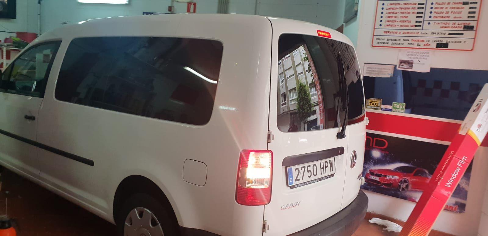 Foto 169 de Cristalería del automóvil en Gijón | Tintado de Lunas Asturias